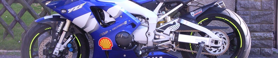 Yamaha Racing Superbike Big Bike