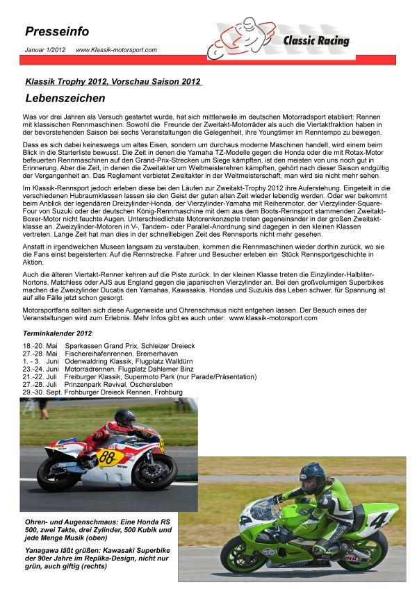Klassik Motorsport