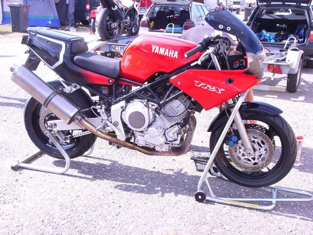 TRX850, Baujahr 1998