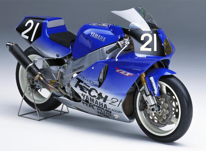 1990 Yamaha YZF750 0WB7