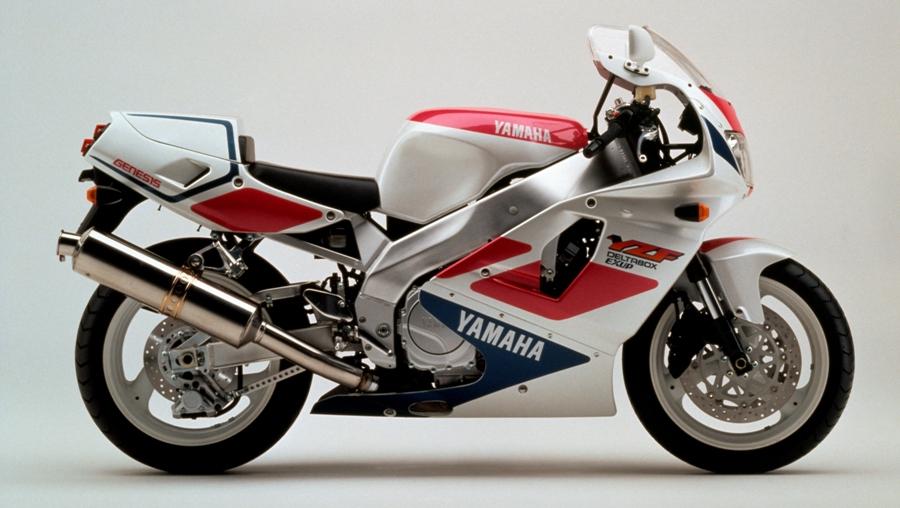 1993 Yamaha YZF750 R 0WB7