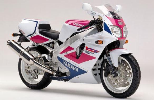1993 Yamaha YZF750 SP