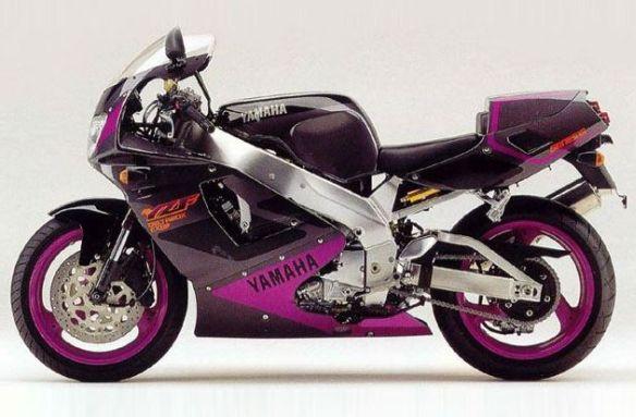 1993 Yamaha YZF750 R