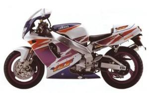 110 Yamaha YZF750 R 1994