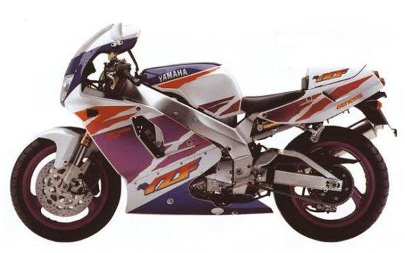 1994 Yamaha YZF750 R