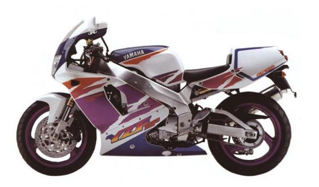 1994 Yamaha YZF750 SP