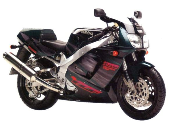 1995 Yamaha YZF750 R