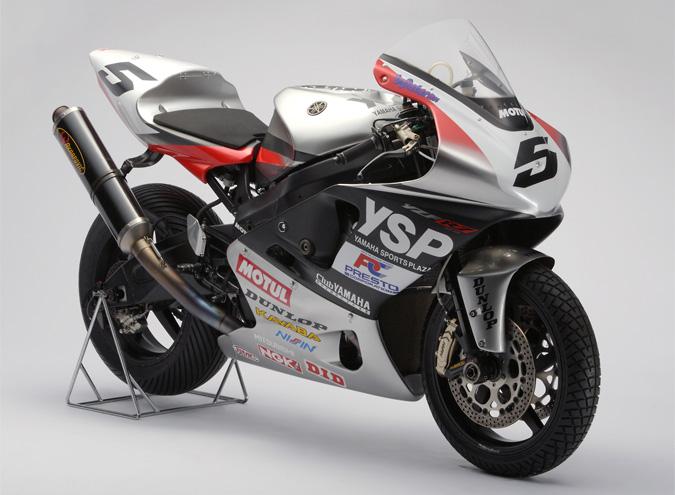 2002 Yamaha YZF R7 0WN0
