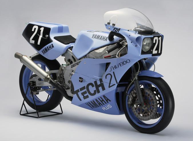 1985 Yamaha FZR750 0W74