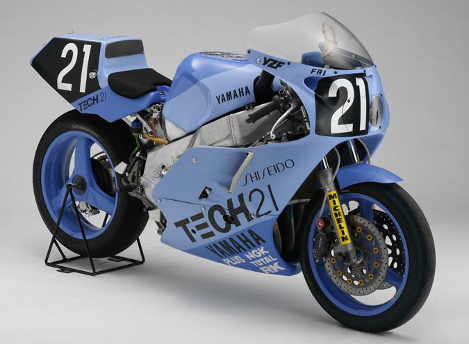 1987 Yamaha YZF750 0W89
