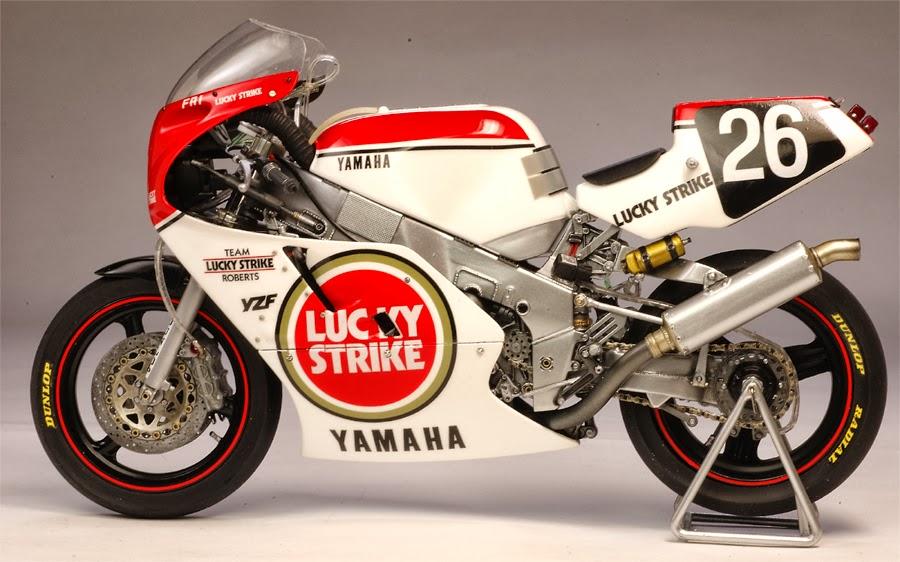 1987 Yamaha YZF 750 - 8 Hours of Suzuka