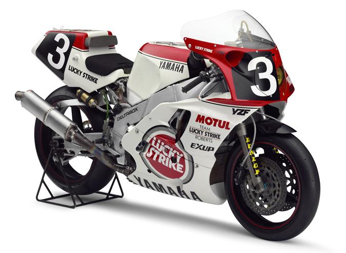 1988 Yamaha YZF750 0WA0
