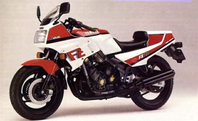 1985 Yamaha FZ750 1FN (Farbvariante 1)