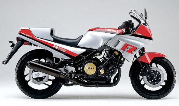 1985 Yamaha FZ750 1FN (Farbvariante 2)