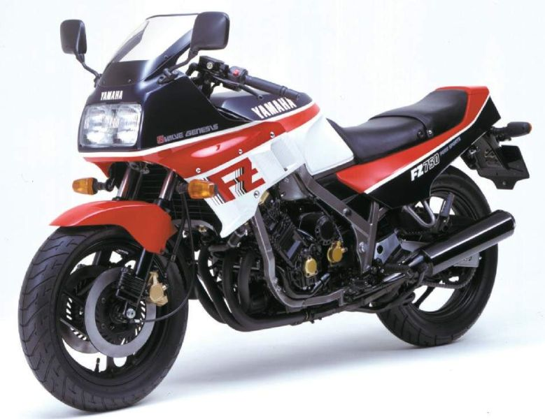 1985 Yamaha FZ750 1FN (Farbvariante 3)