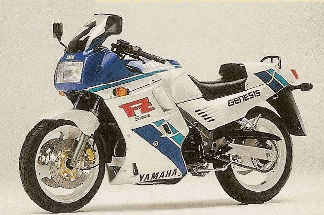 1989 Yamaha FZ750 3KT (Farbvariante 2)