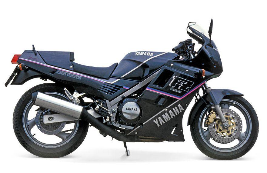 1989 Yamaha FZ750 3KT (Farbvariante 1)