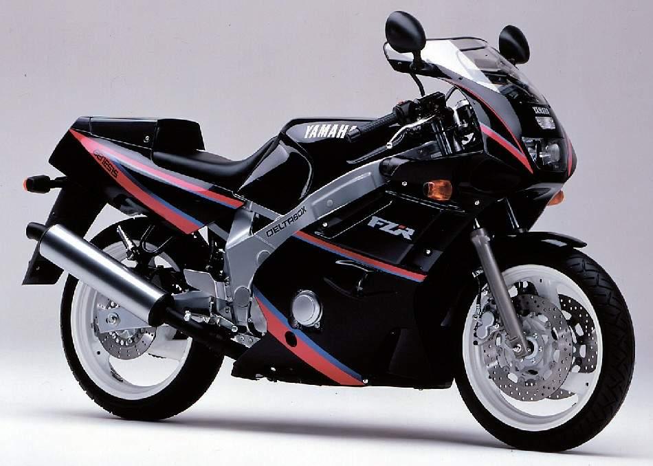 1991 Yamaha FZR600
