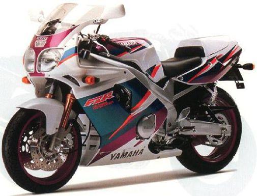 1994 Yamaha FZR600-4jh (Farbvariante 1)