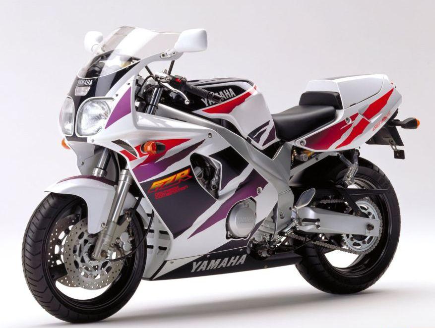 1994 Yamaha FZR600-4jh (Farbvariante 4)