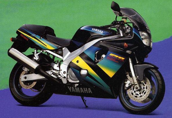 1994 Yamaha FZR600-4jh (Farbvariante 3)