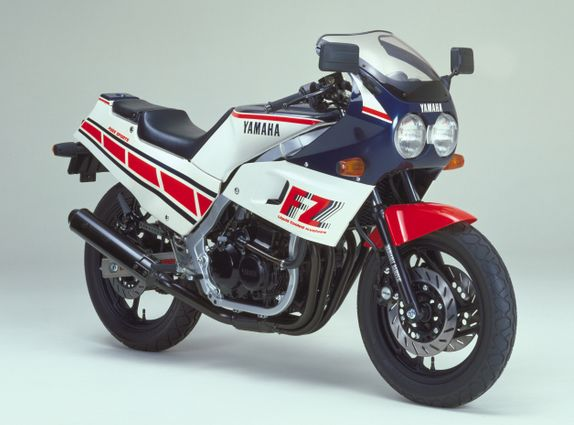 1984 Yamaha FZ400