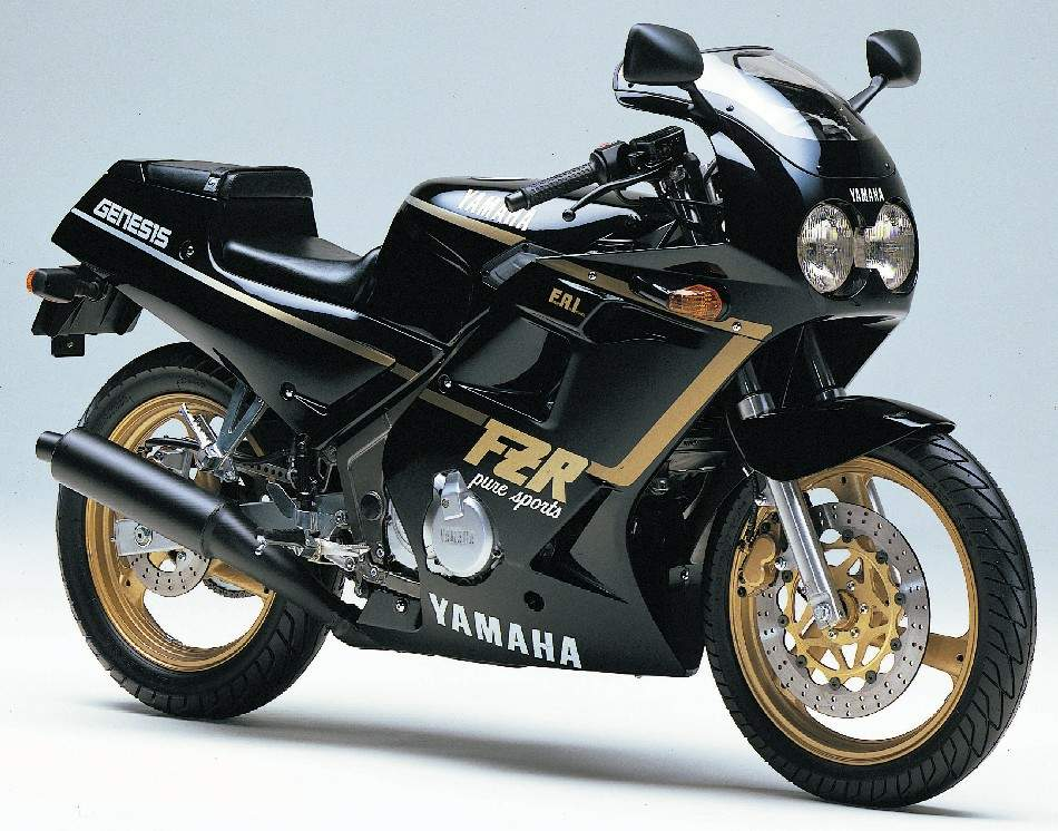1986 Yamaha FZR250