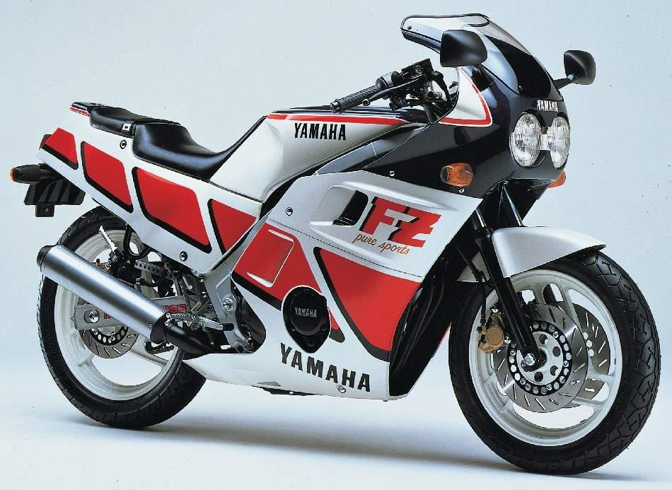 1987 Yamaha FZ400