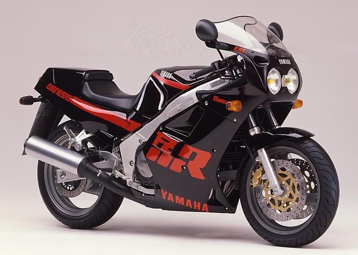 1988 Yamaha FZR1000 2la