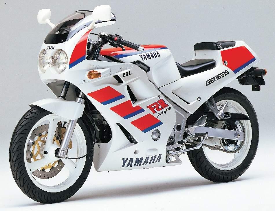 1988 Yamaha FZR250 (Farbvariante 1)