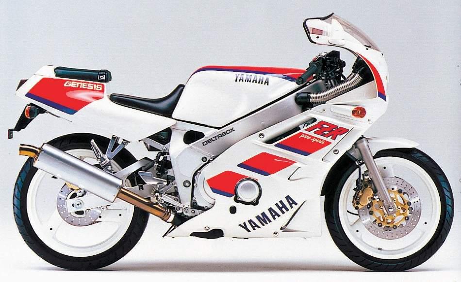 1988 Yamaha FZR400 EXUP