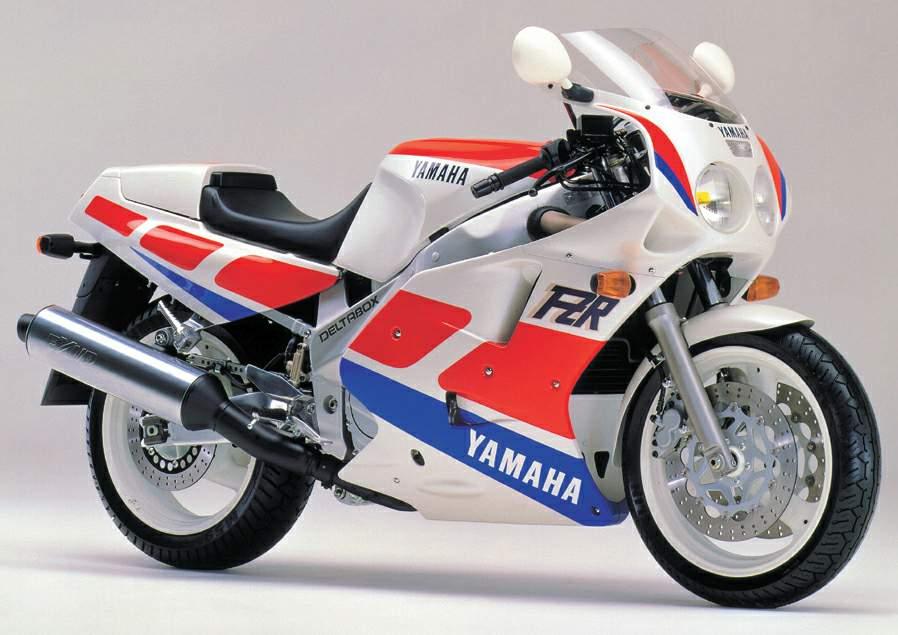 1989 Yamaha FZR1000 3le (Farbvariante 1)