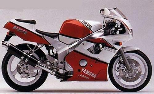 1989 Yamaha FZR400RR EXUP 3TJ1