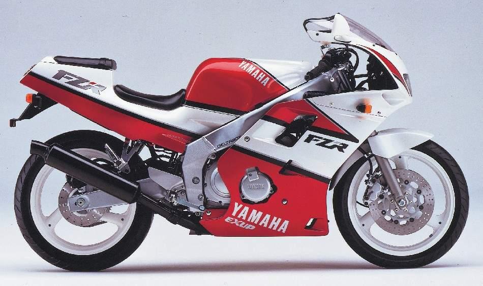 1990 Yamaha FZR250R