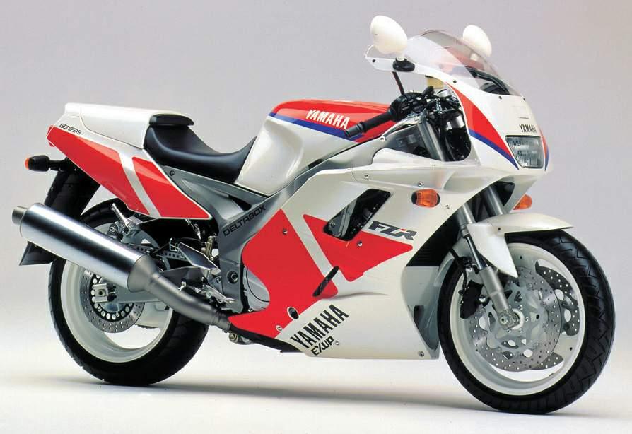 1991 Yamaha FZR1000 3le (Farbvariante 1)