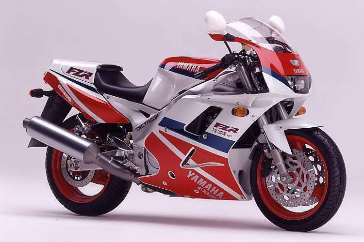 1992 Yamaha FZR1000 3le (Farbvariante 3)