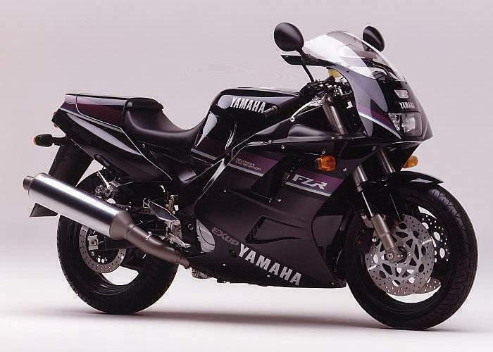 1992 Yamaha FZR1000 3le (Farbvariante 4)