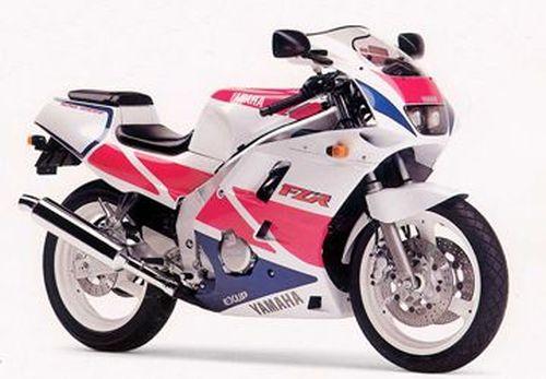 1992 Yamaha FZR250 3TJ6
