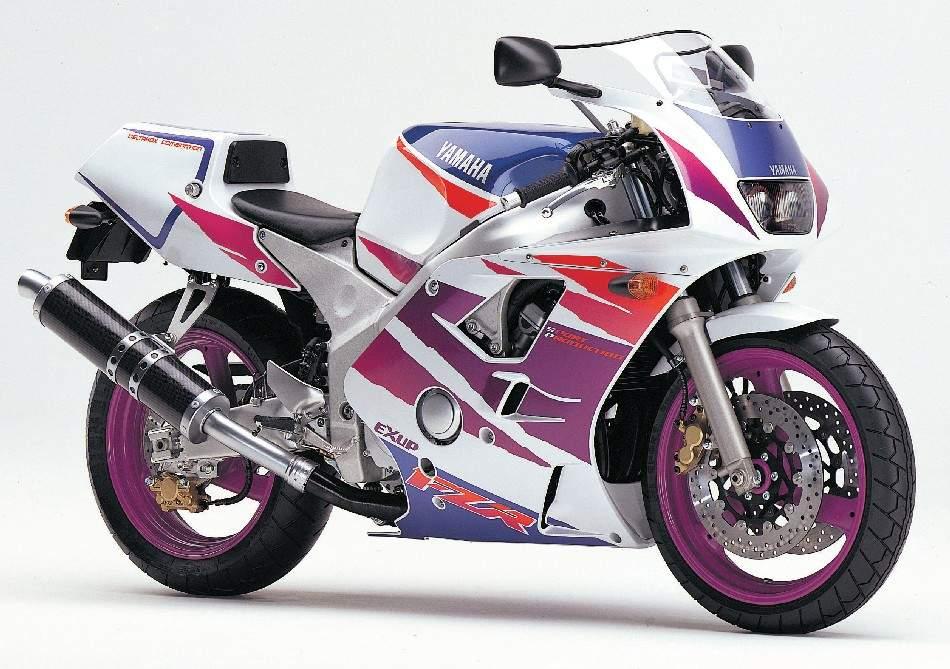 1994 Yamaha FZR400RR SP EXUP 3TJ7