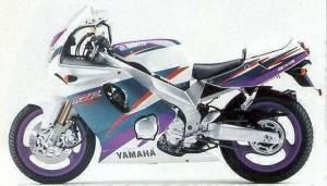 1994 Yamaha FZR600-4jh